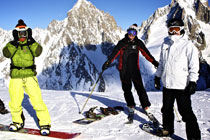 Chamonix Ski Area Guide